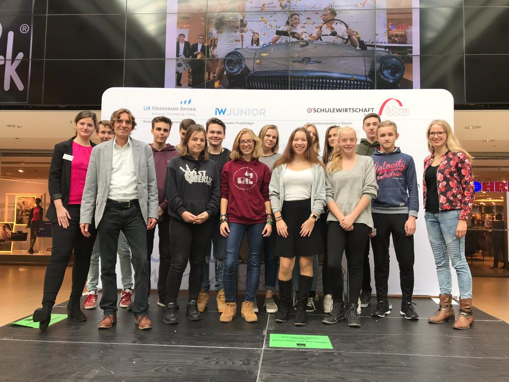 Exkursion zur JUNIOR Messe